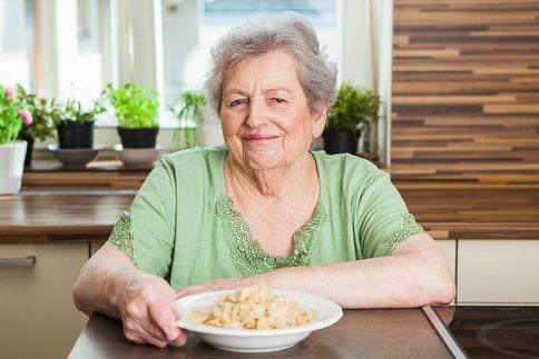 Babička Pechová připravila neuvěřitelně dobré, a přitom jednoduché postní jídlo
