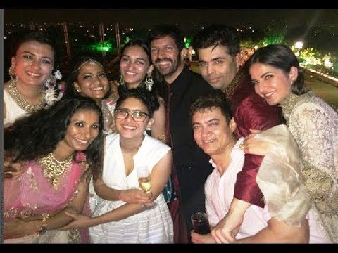 Exclusive LEAKED PHOTOS of Salman Khan's sister Arpita Khan's wedding functions.