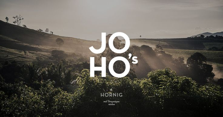 JOHO's - Direct trade speciality coffee by J. Hornig. Sourced from coffee fazendas in Brazil, Guatemala and Ethiopia.
