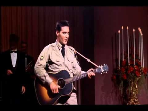 Elvis Presley - Shoppin' Around.(From G.I Blues 1960)