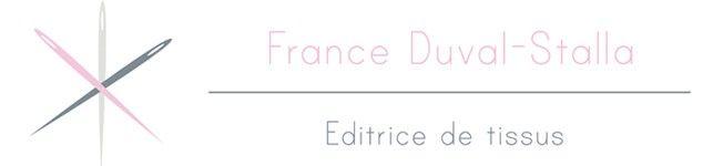 Francia Duval Stalla, Tienda de telas bonitas