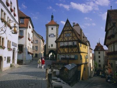 Fresh Rotenburg ob der Tauber