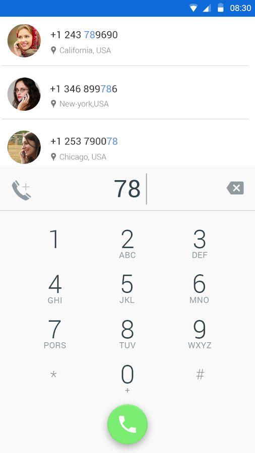 Mobile Phone Number Tracker- screenshot