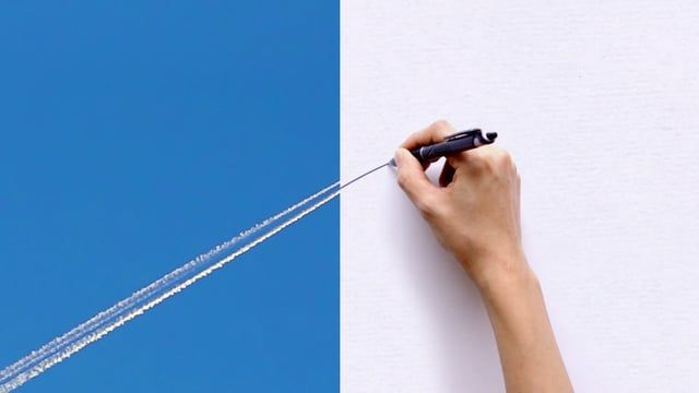 "BEAUTY OF LINE is a short animated movie directed by Ritsuko Nomura for PILOT Acroball Ballpoint Pens as its commercial movie.   We are always surrounded by the stress of ""Disconnection"" in our life, both physically and mentally. In this video, trails of motion in daily life smoothly connect to the line drawn by Acroball Ballpoint pen, and make beautiful continuous line animation.  Selected as Semi Grand Prix for BOVA (Brain Online Video Award) 2016. https://bova.sendenkaigi.com/award/..."