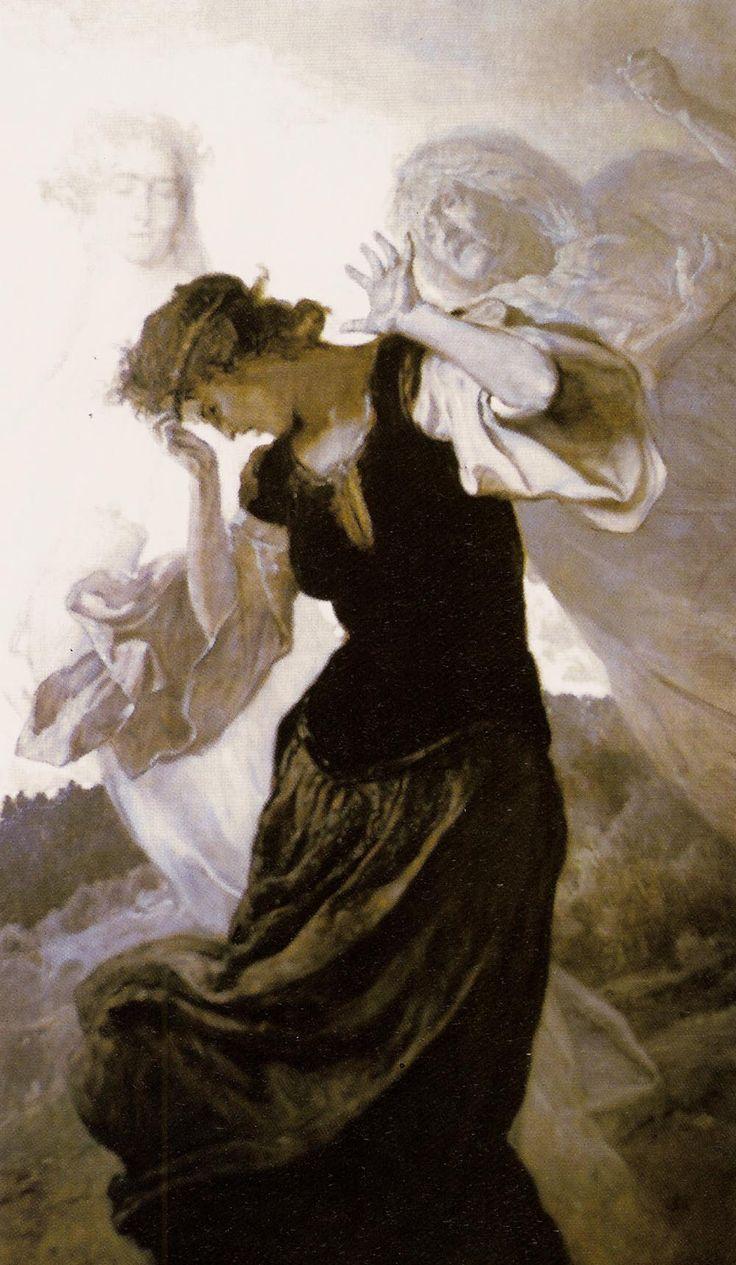 Balladyna (Polish tragedy) - Wojciech Gerson  (1831-1901)