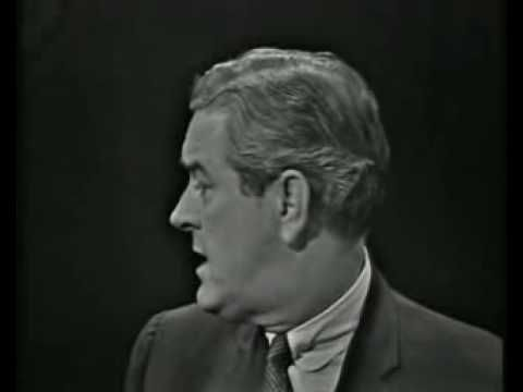 Texas Governor John Connally Tells It  Like It Was - YouTube
