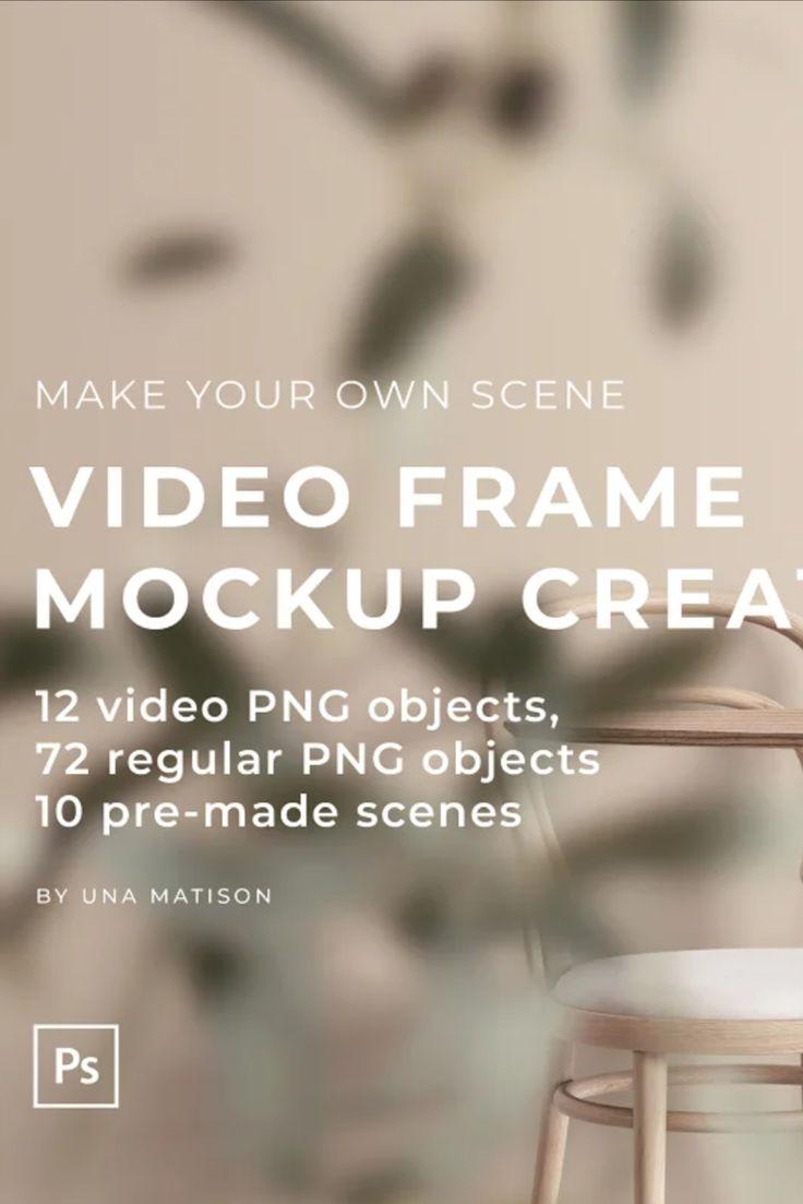 Video Frame Mockup Creator
