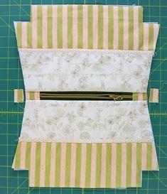 ♦ Cremalleras y costuras con cremallera fáciles