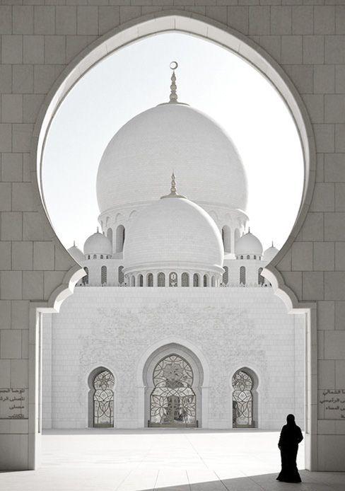 Sheikh Zayed Grand Mosque, Abu Dhabi: