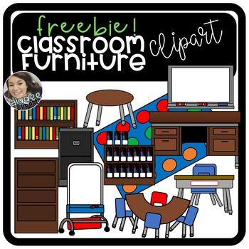 FREEBIE!! Classroom Clipart   Classroom clipart, Owl theme classroom, Classroom