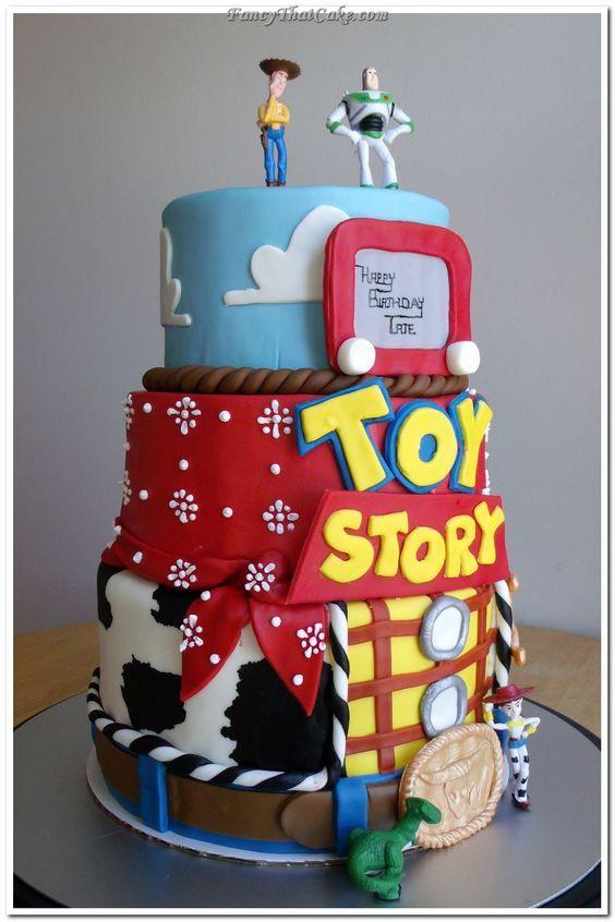 Toy Story Birthday Cake | Toy Story | Pinterest | Tarta De ...
