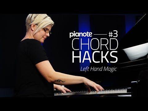 Chord Hacks 3: Left Hand Magic (Piano Lesson) - YouTube