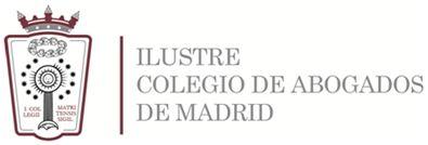 Resultado de imagen de ILUSTRE COLEGIO DE ABOGADOS DE MADRID