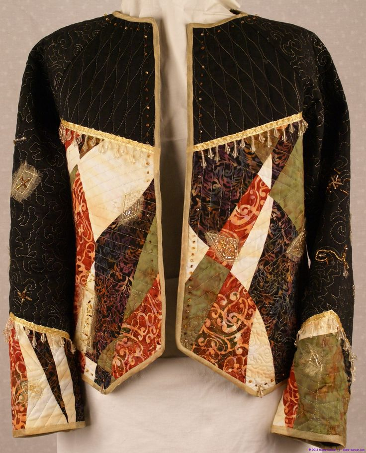 Quilted Jacket with nice style