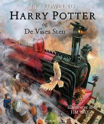 Læs om Harry Potter og de vises sten (Harry Potter bøgerne) - Illustreret udgave. Udgivet af Gyldendal. Bogens ISBN er 9788702179859, køb den her