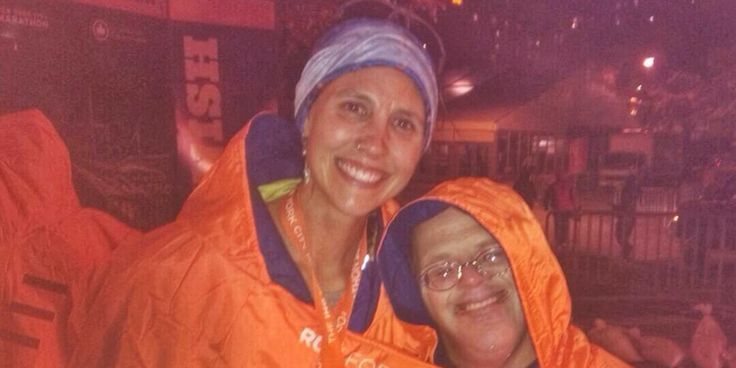 First Runner With Down Syndrome Completes NY Marathon!!!!!!!