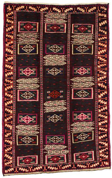 Qashqai - Gabbeh 209x135 - CarpetU2