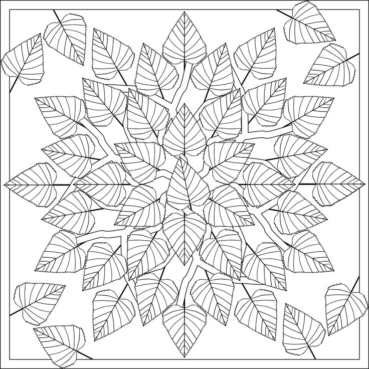 Free Printable Mandala Coloring Pages | By Shala Kerrigan Posted on Sunday, September 25, 2011