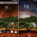 Install eXPERIAnZ Xperia Azuro, Sunset Theme for non rooted devices