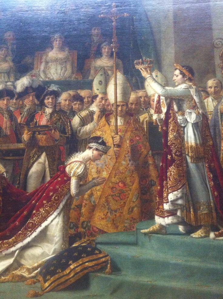 @classiquecom: Jacques Louis David, De Napoleon, Jacques Louise David, Photography No Nuditi, Coronation De, St. Louis, Todo Estilo, All, La Coronation