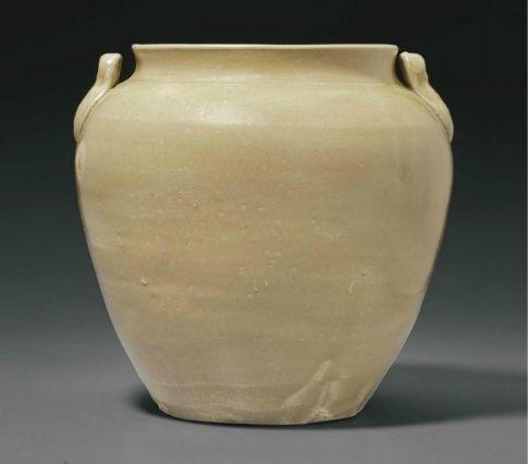 A Yueyao jar, China, Tang dynasty, 8th-9th century
