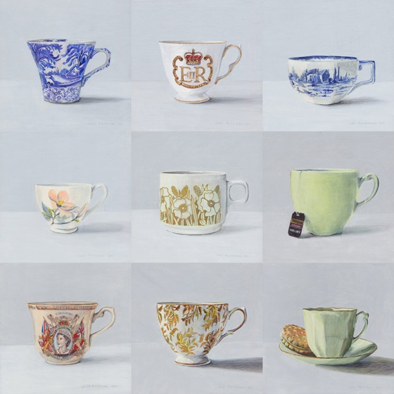 New artwork from Joel Penkman - tea anyone??