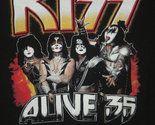 Rock & Rolling Kiss T shirt. I love their music....