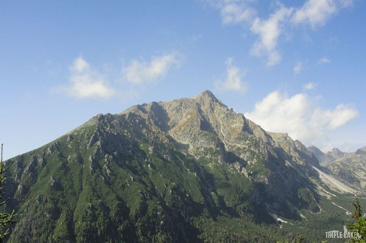 Slovakia, Tatry Mountains, Mala Studena dolina