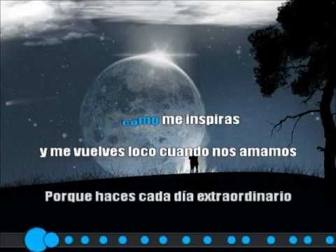 Por eso te amo - Rio Roma LYRICS - YouTube