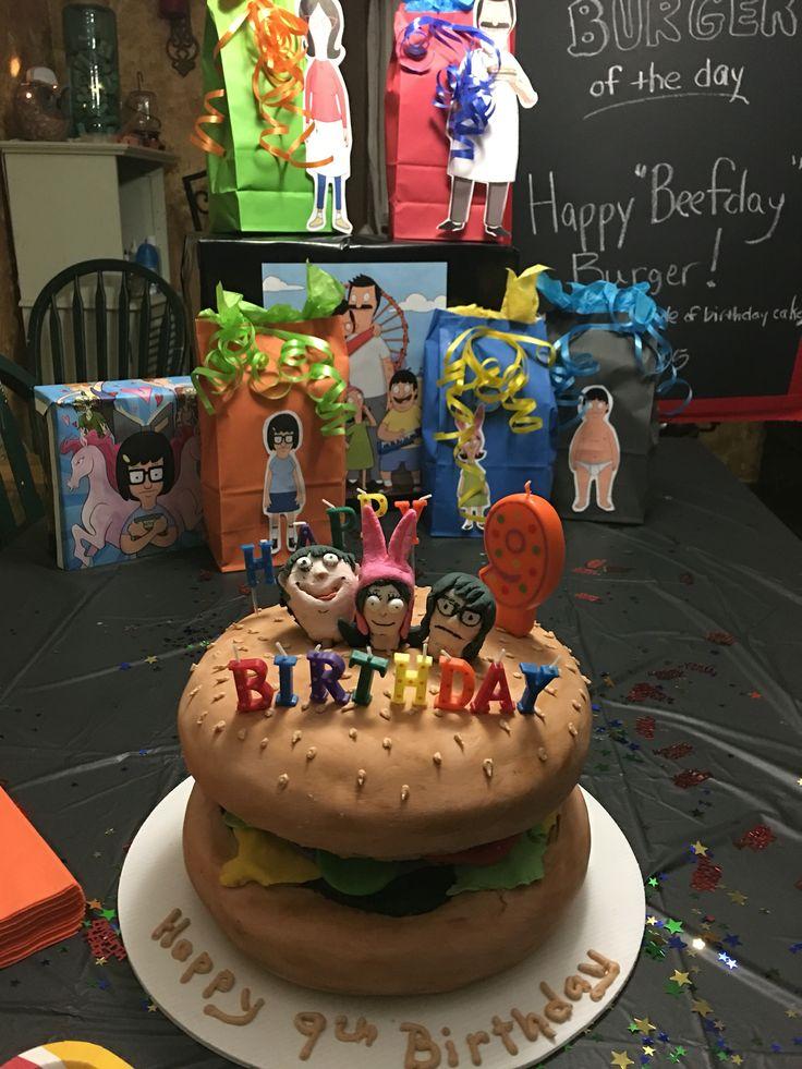 Bob's Burgers Birthday