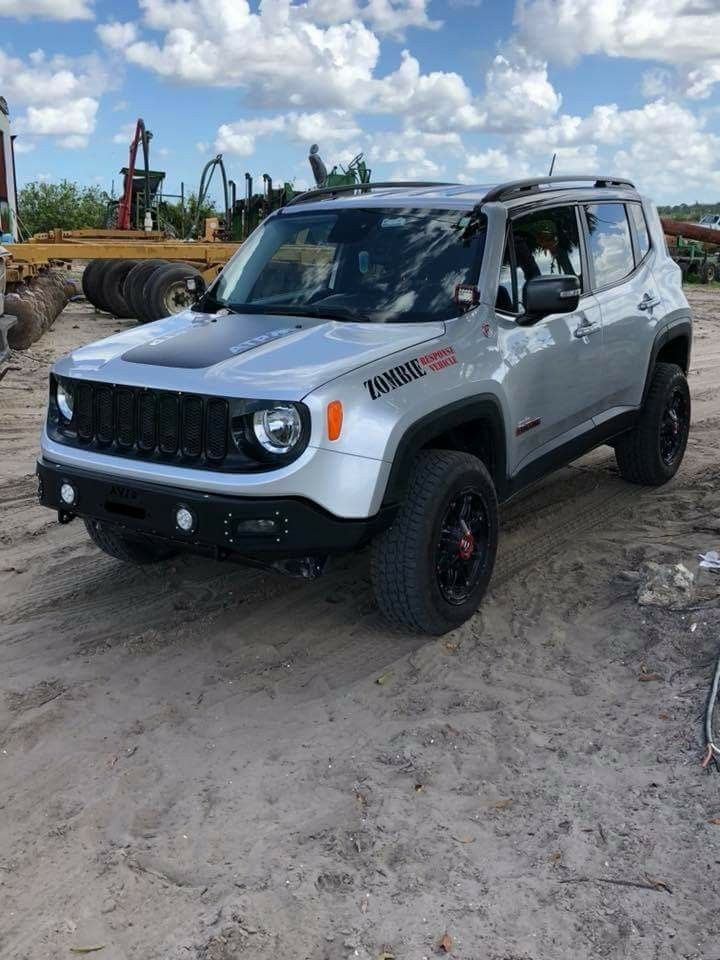 Renegade Image By Reginald Jeep Renegade Trailhawk Jeep