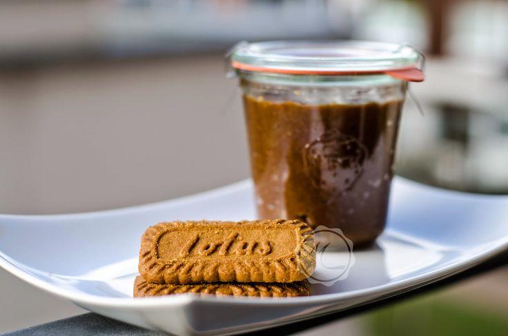 Homemade Lotus Spread ~ Mangiare squisito ~ Foodblog
