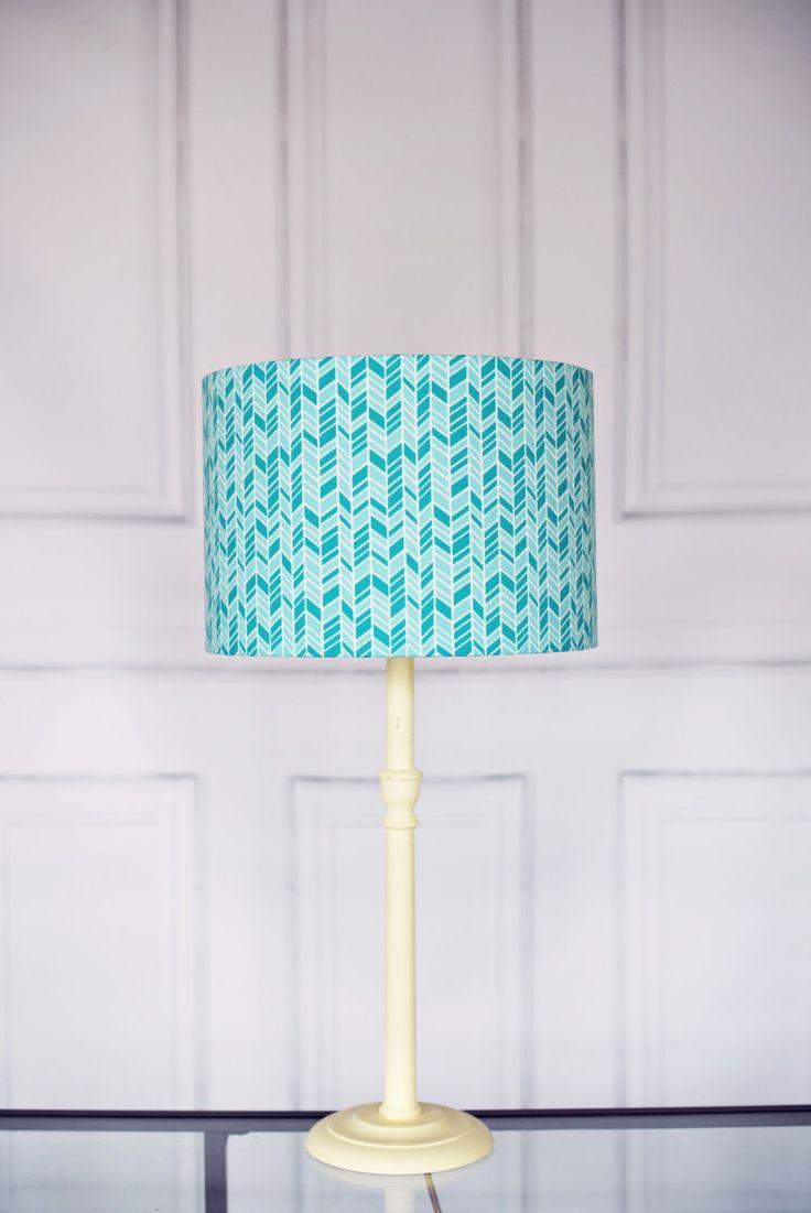 Best 25+ Turquoise lamp shade ideas on Pinterest | Mid ...