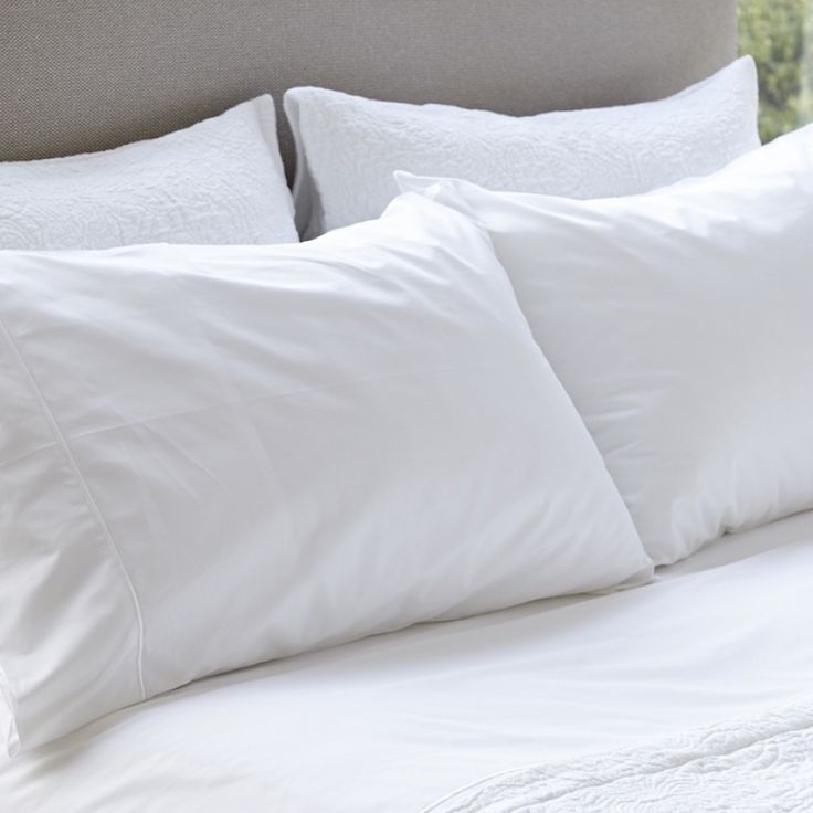 Percalle 1000 Luxury Pillow Case - Bed Linen | Veo Lujo
