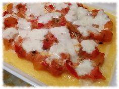 Ricette polenta avanzata - La versione alla pizzaiola