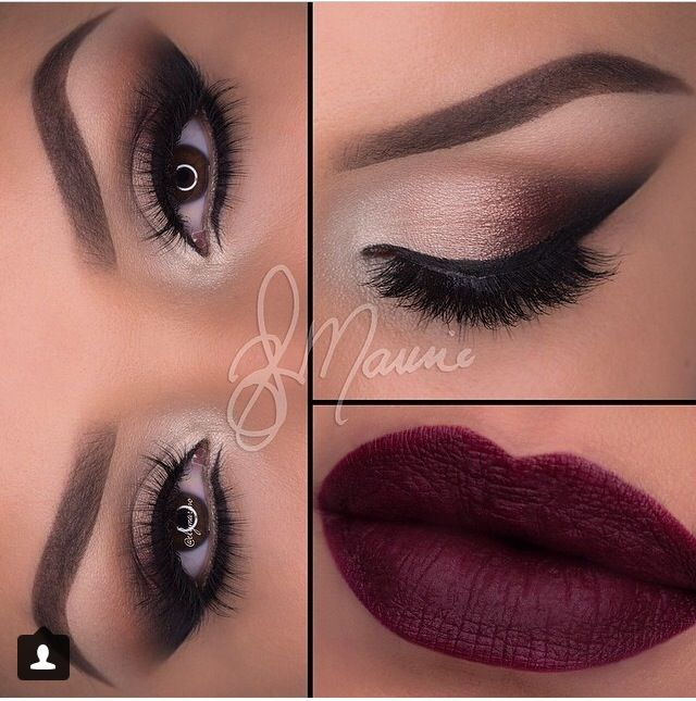 Sexy makeup ❤ ℒℴvℯly