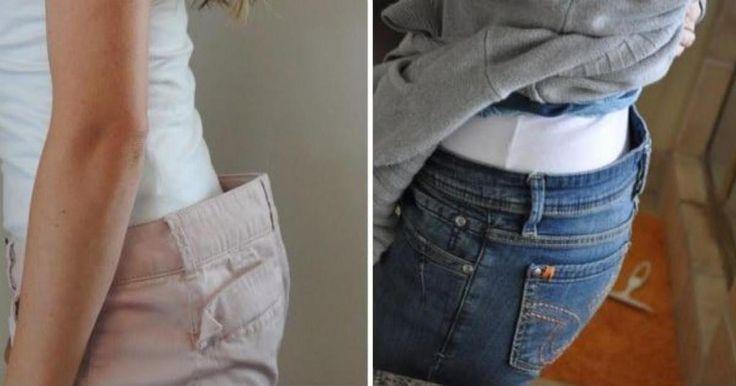 Avec les pantalons d'enfants, cette astuce est vraiment géniale!