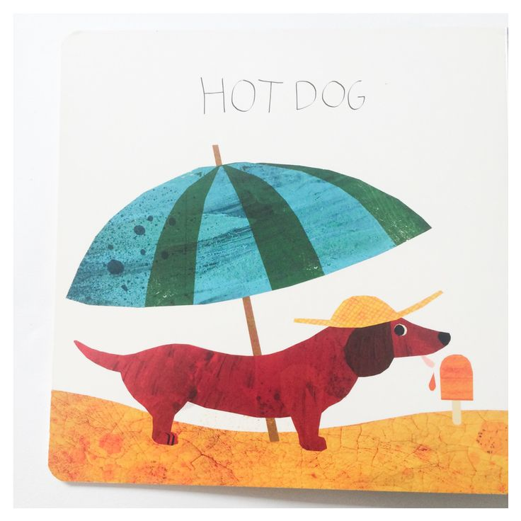 Hot Dog, Cold Dog Books about dogs