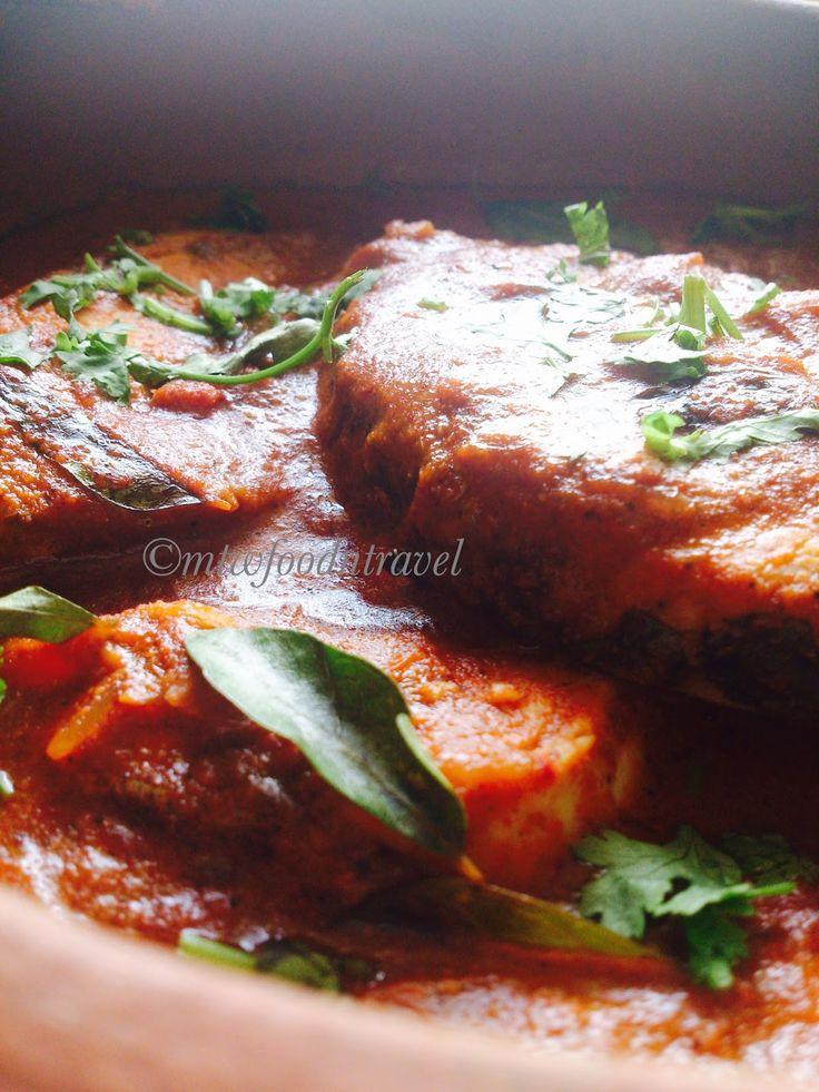 Mangalore Fish Curry Recipe, Meen Gassi Recipe, Fish Curry, Mangalore style fish curry recipe, Indian fish curry series, Fish Curry Recipe, Byadagi Chilies in a recipe,