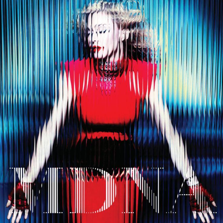 #Madonna #MDNA