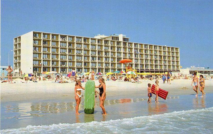 Girls on Beach Oceanfront Inn Hotel Virginia Beach VA | eBay