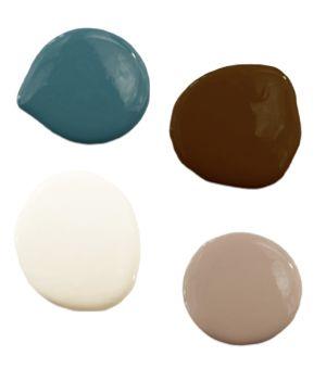 Pacific Northwest Color Palette