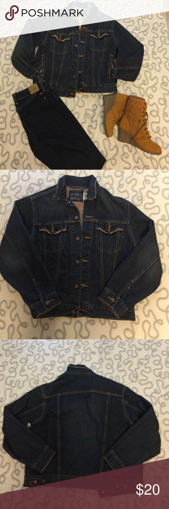 Levis Strauss Jean Jacket Levis Strauss Jean Jacket Signature by Levi Strauss Jackets & Coats Jean Jackets