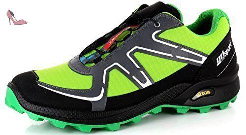 Grisport Speedhiker Chaussures De Trekking D'homme - Vert Fermeture Rapide, 40 - Chaussures grisport (*Partner-Link)