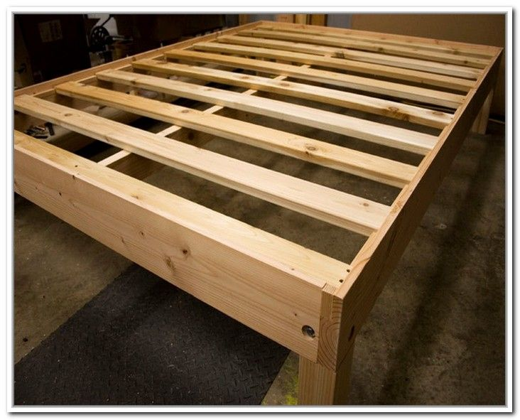 ... plans for bed frame see more 11 2 queen size bed frame plans 7 webbcb