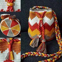 Mochila bag MINI Orange