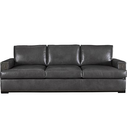 Mark Sofa From The David Phoenix™ Collection By Hickory Chair Furniture Co.