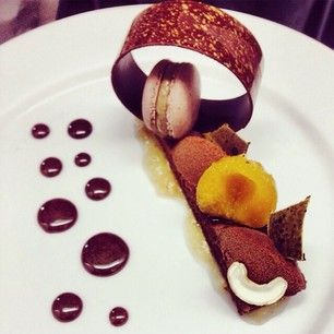 The Art of Plating - plating and presentation