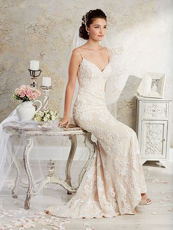 Alfred Angelo Bridal Style 8566 from All Wedding Dress Collections  Available at Enchantment Bridal and Formal Gowns