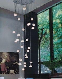 Kroonluchter van de Verlichting van de Lamp van de LEIDENE de Moderne Tegenhanger van het Glas Lichte, Hangende – Kroonluchter van de Verlichting van de Lamp van de LEIDENE de Moderne Tegenhanger van het Glas Lichte, HangendedoorJianer Lighting Co., Ltd. voor Nederland